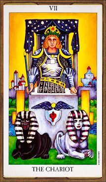 Chariot - Tarot Card Meaning & Interpretation