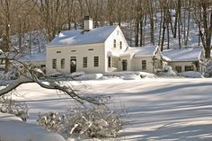Connecticut Country House, this has always been my dream to have a farm in Connecticut and this is what I imagined it would look like.