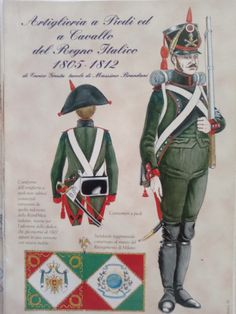 Kingdom Of Naples, Kingdom Of Italy, Napoleonic Wars, Soldiers, Empire, War, French People