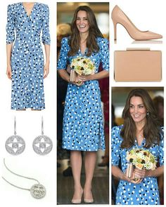 "◇ 17 Sep 2016 ◇ □ Outfit info □  the Duke and Duchess of Cambridge went back to school at Stewards Academy in Harlow, Essex as part of their 'Heads Together' campaign. Kensington Palace noted today's visit would allow William and Kate an opportunity ""to find out more about the pressures faced by young people when they are going through big changes in their lives, and learn about the support from peers and parents that can help them get through these changes. Big changes can affect people's…"