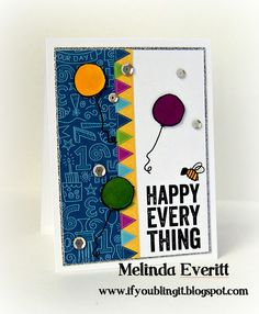 If You Bling It: Operation Smile Happy Everything Blog Hop #CTMH