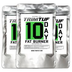 30 Day Fat Burner Tea Set