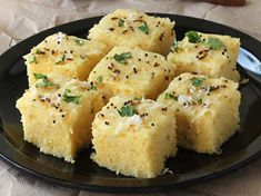 With this easy step by step photos recipe of khaman dhokla, you can prepare soft and spongy instant dhokla in less than 20 minutes and you do not need to plan for it in advance. The secret of its sponginess and no requirement of advance preparation lies in using popular Eno salt.
