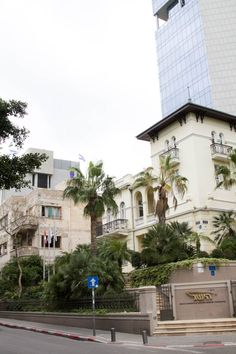 Tel Aviv and its world heritage site white architecture is something you will definitely want to put on your Israel itinerary.  Click through to find out more about its fascinating history. ~ReflectionsEnroute