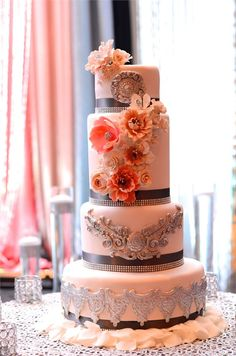 Fine Cakes By Zehra in Vaughan - Wedding Cakes