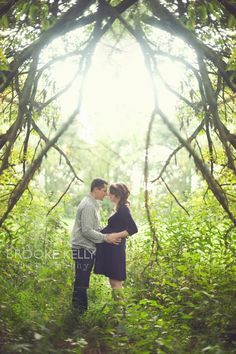 maternity pictures in the woods - Google Search