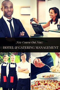 New Course out now Hotel & Catering Management  http://eventtrix.com/hotel-catering-management