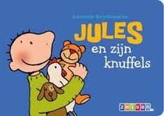 Boekenhoek: Jules en zijn knuffels