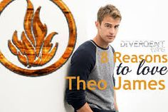 theo james shirtless in divergent - Google Search
