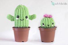 Afbeeldingsresultaat voor cactus en crochet paso a paso Crochet Cactus, Crochet Flowers, Knit Crochet, Crochet Dolls, Amigurumi Doll, Amigurumi Patterns, Crochet Patterns, Crochet Ideas, Cactus Pattern
