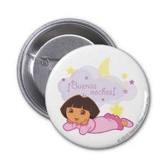 Dora The Explorer - Buenas Noches! Buttons