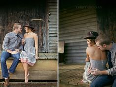 My friend Taylor and his fiance - LOOK at these shots, so stunning!