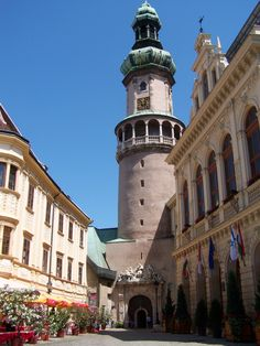 Sopron-Firetower