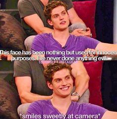Oh Daniel....