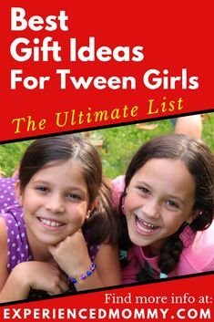 Best Toy and Gift Ideas for a Girl - 2020 Best gifts for 10 year old girls (and tweens!) for birthday or Christmas. Find fun and unique gift ideas for your tween . Unique Gifts For Boys, Cool Gifts, Best Gifts, Tween Gifts, Gifts For Teens, Gifts For Women, 10 Year Old Girl, Mason Jar Gifts, Cool Toys