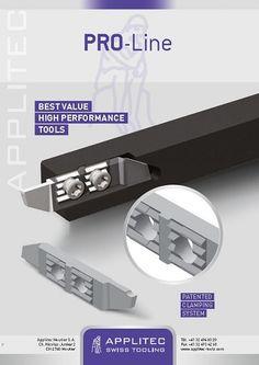 APPLITEC PRO-Line - Renforcement de la gamme.