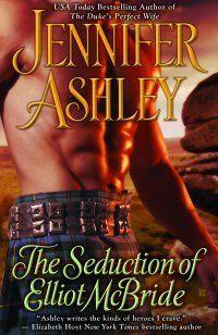 The Seduction of Elliot McBride (Highland Pleasures, #5)