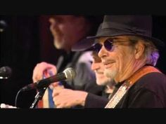 """Merle Haggard and Willie Nelson - """"Okie from Muskogee"""" ... so great to hear them together!!"""