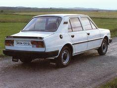 Skoda 105 GL (1981 – 1983). Old Cars, Automobile, Vehicles, Classic, Magic, History, Type, Google, Studs
