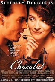 Resultado de imagen de chocolat movie