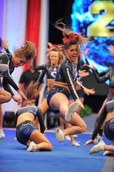 Cheer Athletics Panthers! Love their dance!!! #Cheer #cheerleader #cheerleading