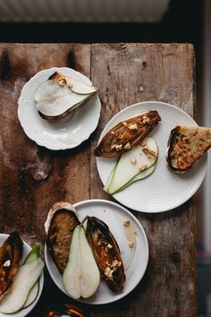 roasted endives with pears, walnuts and honey | renee kemps