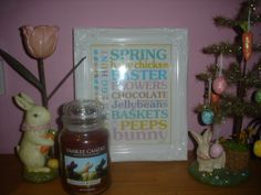 easter kitchen display Kitchen Display, Jelly Beans, Bunny, Basket, Decorations, Candles, Chocolate, Red Dates, Cute Bunny