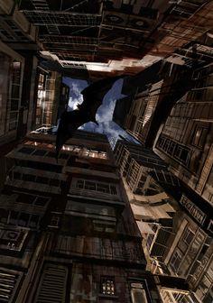 Batman - The Art Of Animation, Dermot Power Nightwing, Batgirl, Catwoman, Batman Poster, Batman Artwork, Batman Concept Art, Batman Wallpaper, Batman Begins, Batman Kunst