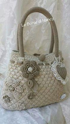 #Handmade crochet of Irish lac