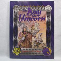 The Way of the Unicorn L5R Clans Book II RPG Legend of the Five Rings AEG 3005 #AlderacEntertainmentGroup