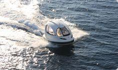 Jet Capsule: um novo formato para barcos de lazer