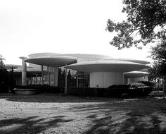 mid century space age home - Bing Images