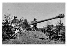 Hungarian Anti-Tank Artillery, 1944