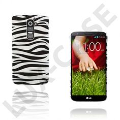 Valentine (Zebra) LG G2 Deksel