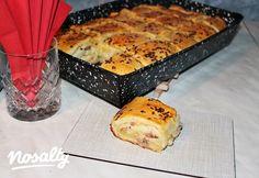 Hungarian Recipes, Scones, Cornbread, Donuts, Banana Bread, Muffins, Pizza, Ethnic Recipes, Food