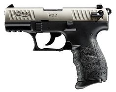 """Walther Arms 5120325 P22 Pistol 22 Long Rifle 3.42"""" 10+1 Wal $293.00 SHIPS FREE"""