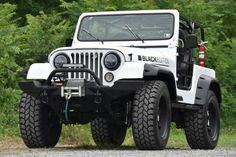 Restomod Jeep CJ                                                                                                                                                                                 More