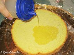 Ricetta per Come fare la Bagna per Torte