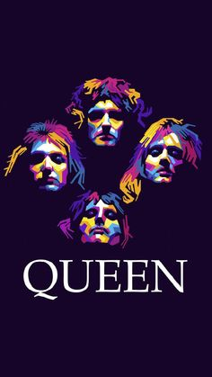 Queen logo. Genial and not that simply x Simply Genial x
