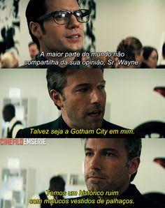 Batman vs Superman: A Origem da Justiça (2016)