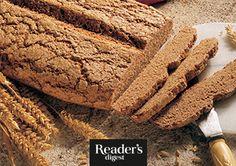 Roggensauerteigbrot Banana Bread, Desserts, Play Dough, Oven, Bread, Dessert Ideas, Simple, Food Food, Rezepte