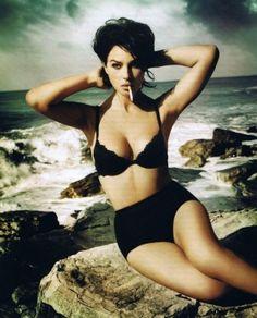 Monica Bellucci is A Goddess list