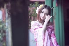 Ancient chinese cosplay