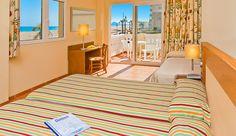 Hotel RH Casablanca - Habitación lateral al mar