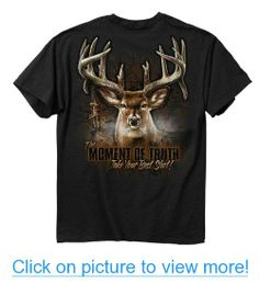 Buck Wear Inc. Truth-Deer Short Sleeve Tee