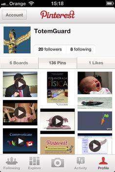 9 trucos para sacar partido a Pinterest en el aula, vía @TotemGuard