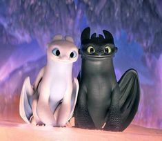 Light fury: It's ok Toothless I'm sure everyone has settled in by now. Dragon Wallpaper Iphone, Toothless Wallpaper, Httyd Dragons, Cute Dragons, Cute Disney Wallpaper, Cute Cartoon Wallpapers, Night Fury Dragon, How To Train Dragon, Dragon Rider