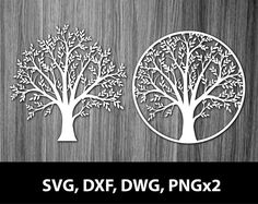 Tree of Life Tree of Life svg Tree cut file Tree cut out Vinyl Cutting, Paper Cutting, Tree Of Life Logo, Tree Of Life Images, Tree Cut Out, Tree Svg, Coreldraw, Svg Files For Cricut, Laser Engraving