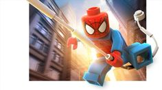 Lego Spider-Man: The Video Game