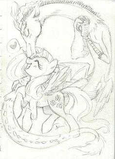 FlutterCord  [Sketch] by xXKikaru-ChanXx.deviantart.com on @deviantART